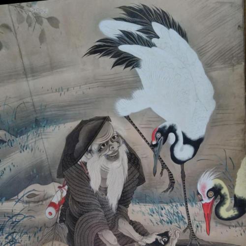 Отшельники (Даосские бессмертные)Сога Сёхаку